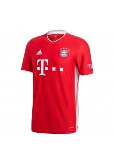 Camiseta Hombre Adidas FC Bayern Rojo FR8358