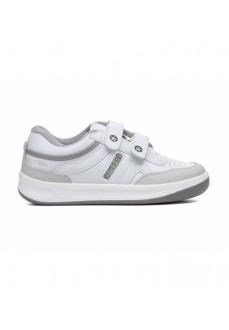 Zapatillas Hombre Paredes Estrella DP101 Blanco
