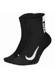 Calcetines Nike Multiplier Negro SX7556-010 | scorer.es