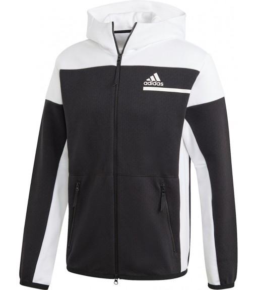 Soft Shell Hombre Adidas ZNE FZ Blanco/Negro GM6533 | scorer.es