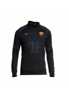 Chaqueta Hombre Nike As Roma Negro CK8559-010 | scorer.es