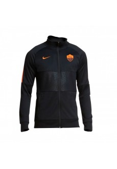 Nike Men's Coat As Roma Black CK8559-010 | Football clothing | scorer.es