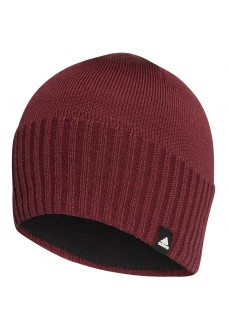 Gorro Adidas Aeroready Half-Fleece-Line Granate GE0603