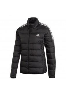Abrigo Mujer Adidas Essentials Negro GH4593 | scorer.es