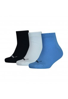 Puma Socks Quarter 3P white 194011001-002 | Socks | scorer.es