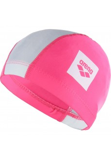 Arena Kids' Swim Cap unix II Pink/white 0000002384-105