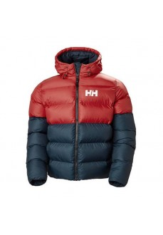 Helly Hansen Men's Coat Active Puffy Red/Navy 53523-162 | Coats for Men | scorer.es