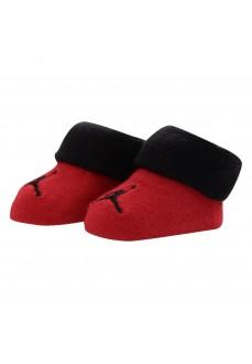 Conjunto Nike BodySuit+Hat+Bootie Rojjo/Negro LJ0263-R78