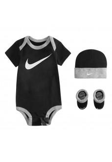 Ensemble Nike BodySuit+Hat+ Bootie Plusieurs couleurs MN0073-023