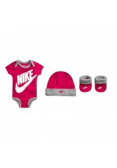 Kids' Set Nike BodySuit+Hat+ Bootie Various Colors LN0073-A4Y
