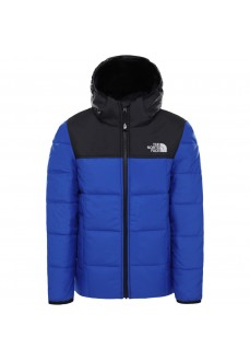 The North Face Kids' Perrito Jacket Black/Blue NF0A4TJGCZ61