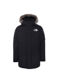 Abrigo Hombre The North Face Mc Murdo Parka Negro NF0A4M8GJK3 | scorer.es
