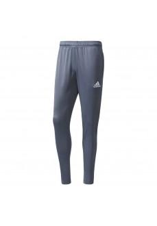 Pantalón largo Adidas Coref Onix/Blanco