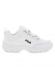 Fila Women's Strada Trainers White 1010781.1 | Women's Trainers | scorer.es
