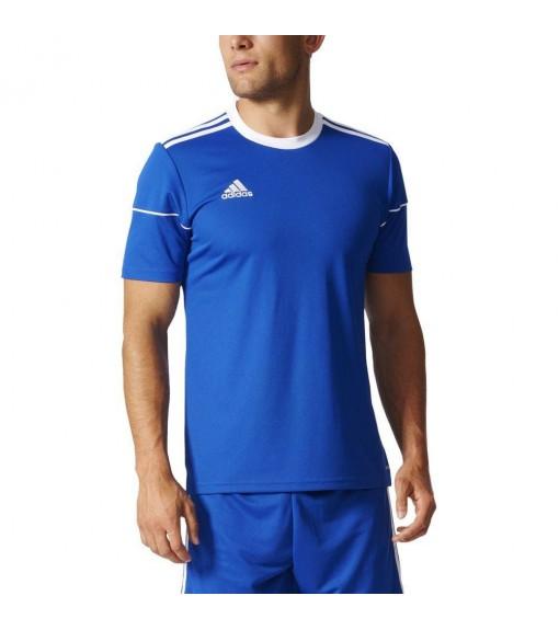 Camiseta Adidas Squad Azul/Blanco   scorer.es
