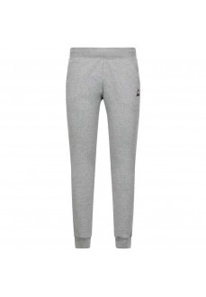 Lecoq Sportif Men's Essential Slim Pants Gray 1921054 | Trousers for Men | scorer.es