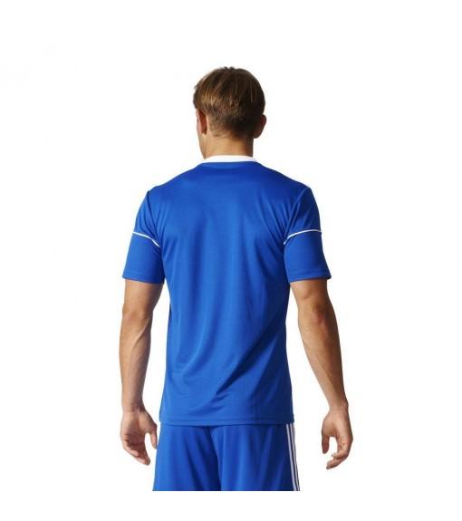 Camiseta Adidas Squad Azul/Blanco | scorer.es