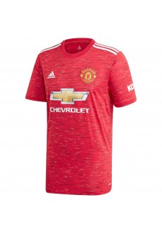 Adidas Men's Home Manchester United 20/21 Shirt Red GC7958 | Football clothing | scorer.es