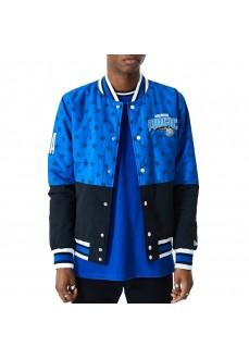 New Era Men's Orlando Magic Jacket Blue/Black 12485683 | Basketball clothing | scorer.es