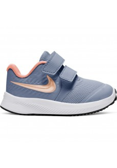 Nike Kid´s Shoes Star Runner Blue AT1803-417
