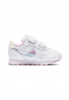 Zapatillas Niño/a Nike Md Valiant Blanco/Rosa CN8557-100