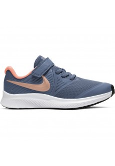 Nike Kid´s Shoes Star Runner Blue AT1801-417
