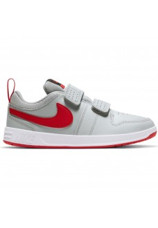 Nike Kid´s Shoes Pico 5 Grey/Red AR4161-004