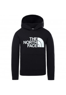 The North Face Kid´s Sweatshirts Drew Peak Black NF0A33H4K3H
