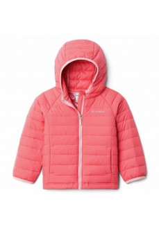 Columbia Kid´s Jacket Powder Lite Pink 1802031-673