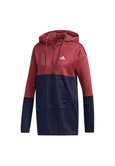 Adidas Woman´s Sweatshirts New Authentic Garnet/Navy GD9027 | Women's Sweatshirts | scorer.es
