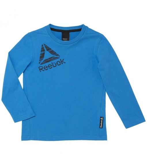 Sudadera manga larga Reebok Azul para niño/niña | scorer.es