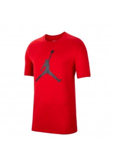 Jordan Men´s T-Shirt Jumpman Red CZ6650-687 | Men's T-Shirts | scorer.es