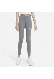 Leggings Niña Nike Favorites AOP Gris CU8337-085 | scorer.es