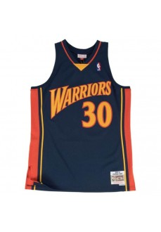 Camiseta Hombre Mitchell & Ness Warriors Marino SMJYGS18170-GSWNAVY09SCU | scorer.es