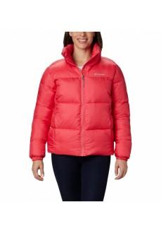 Columbia Woman´s Jacket Puffect Pink 1864781-673 | Coats for Women | scorer.es