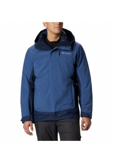 Columbia Men´s Jacket Lhotse III Interchan Blue 1864256-45 | Coats for Men | scorer.es