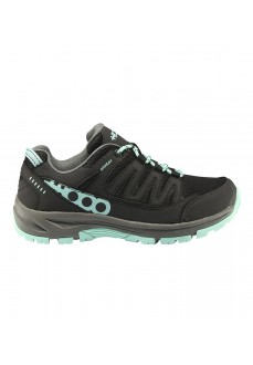 +8000 Women's Tormenta Trainers Black/Turquoise