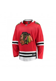 Fanatics Men's Chicago Blackhawks T-Shirt Several Colors 879MCHIH2AEBWH | Men's T-Shirts | scorer.es