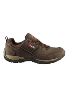 +8000 Men's Termat Trainers Brown