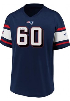 Fanatics Iconic Poly T-Shirt New England Patriots Navy Blue 2080MNVYFHENEP | Men's T-Shirts | scorer.es