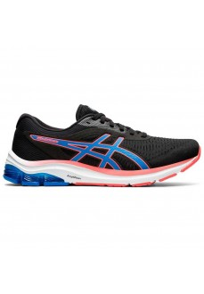 Asics Men´s Trainers Gel Pulse 12 Negro/Azul 1011A844-004 | Running shoes | scorer.es