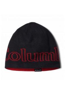 Columbia Beanie Urbanization Mix Balck Red CU0143-016 | Hats | scorer.es