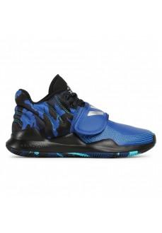 Zapatillas Niño/a Adidas Deep Threat Azul/negro FV2278 | scorer.es
