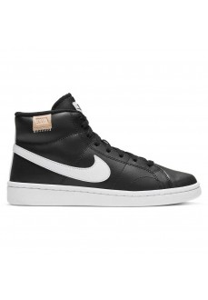 Zapatillas Mujer Nike Court Royale 2 Mid Negro CT1725-001