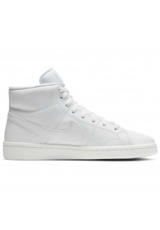 Nike Woman´s Shoes Court Royale 2 Mid White CT1725-100