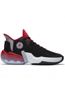 Jordan Men´s Trainers React Elevation Black Red CK6618-006 | Basketball shoes | scorer.es