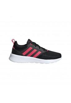 Zapatillas Mujer Adidas QT Racer 2.0 Negro/Fucsia FW3963 | scorer.es
