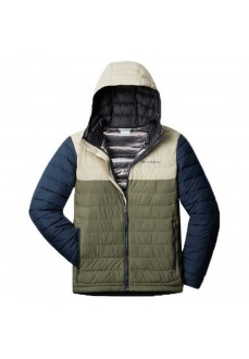 Columbia Men´s Coat Powder Lite Hooded 1693931-397 | Coats for Men | scorer.es