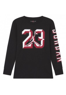 Jordan Shirt 23 Chiseled Black 95A251-023