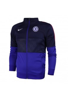 Sudadera Hombre Nike Chelsea FC Marino/Azul CK8554-498 | scorer.es